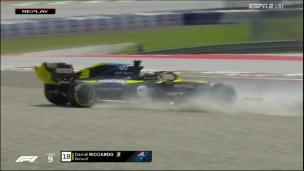 F1 : 2e séance d'essais libres en Styrie