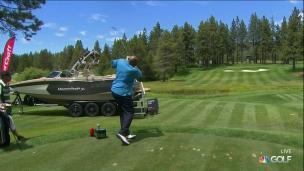 Golf - Tournoi des célébrités (Champ. Am. Century)
