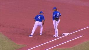 Les Blue Jays font face aux Blue Jays!