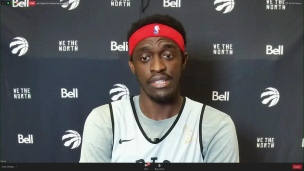 Les Raptors tiennent un 1er entraînement à Orlando