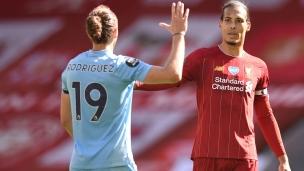 Liverpool 1 - Burnley 1