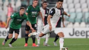 Juventus 2 - Atalanta 2