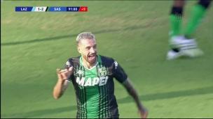 Lazio 1 - Sassuolo 2
