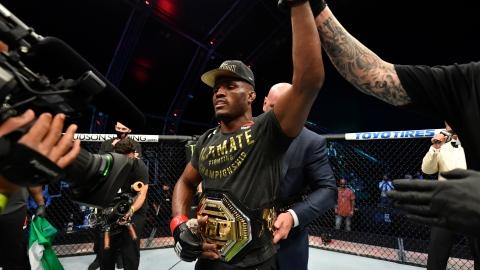 Combat de boxe entre Usman et Jake Paul?