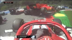 Course désastreuse pour Ferrari