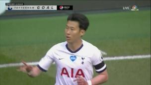 Tottenham 2 - Arsenal 1