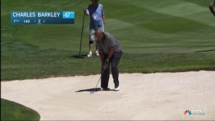 Golf : Tournoi American Century (Ronde finale)