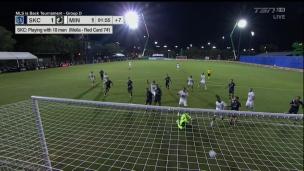 Sporting KC 1 - Minnesota United FC 2