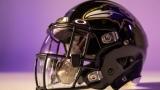 Le prototype de bouclier bucal de la NFL