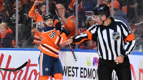 Oilers : offres qualificatives à quatre joueurs, dont Yamamoto