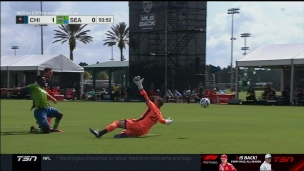 Fire 2 - Sounders 1