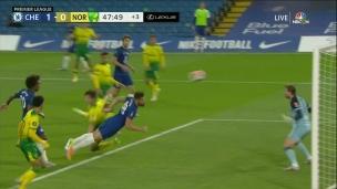 Chelsea 1 - Norwich 0