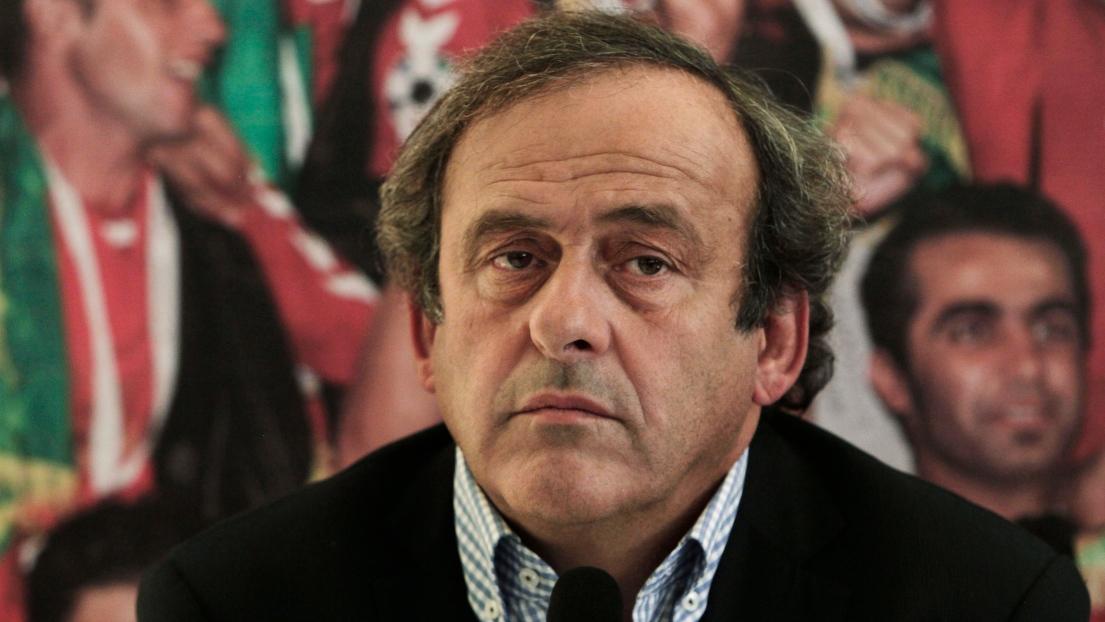 L'appel de Michel Platini a été rejeté