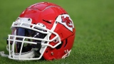 Un casque des Chiefs de Kansas City