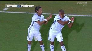 Union 3 - Sporting 1