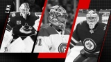 Jacob Markstrom, Carey Price et Connor Hellebuyck