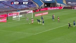 Arsenal 2 - Chelsea 1