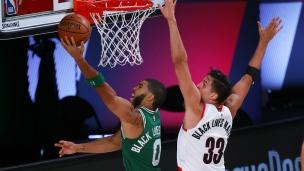 Trail Blazers 124 - Celtics 128