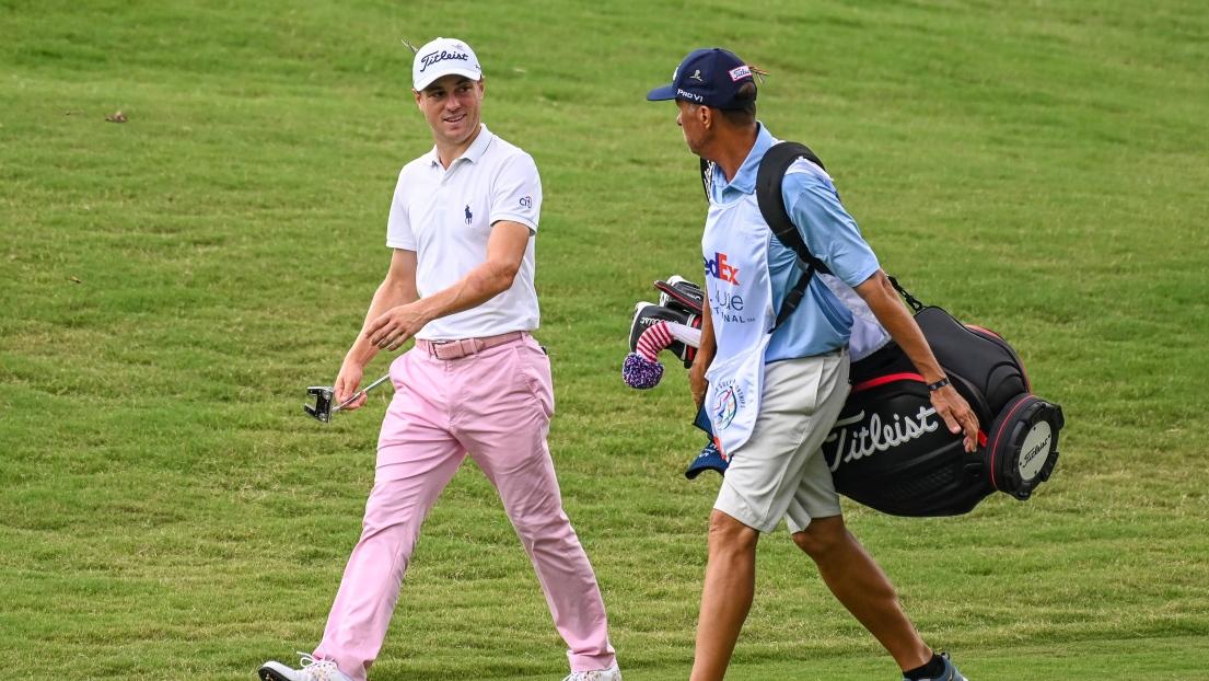Justin Thomas revient au n ° 1 mondial avant le championnat PGA