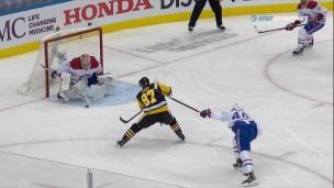 Crosby perce Price rapidement