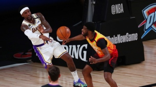 Lakers 116 - Jazz 108