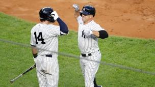 Phillies 3 - Yankees 6