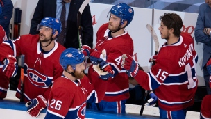 Penguins 3 - Canadiens 4