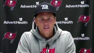 Brady s'adapte à sa nouvelle équipe