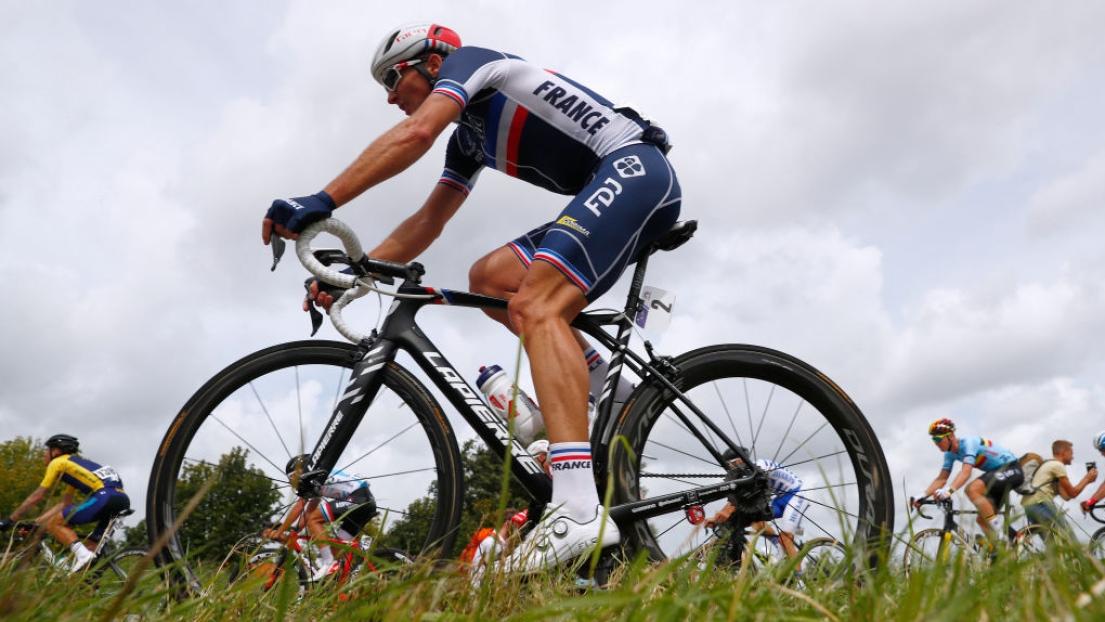 Mickaël Delage hospitalisé après une lourde chute au Tour de Pologne — Cyclisme