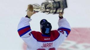 Tristan Jarry, un parcours de gagnant
