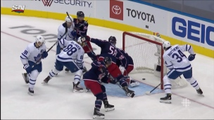 Nylander amorce une remontée des Leafs