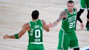 Celtics 122 - Raptors 100