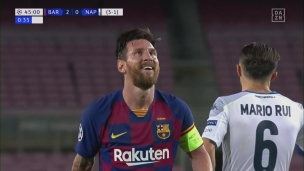 FC Barcelone 3 - Naples 1