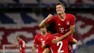FC Bayern 4 - Chelsea 1