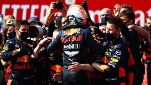 Verstappen triomphe à Silverstone