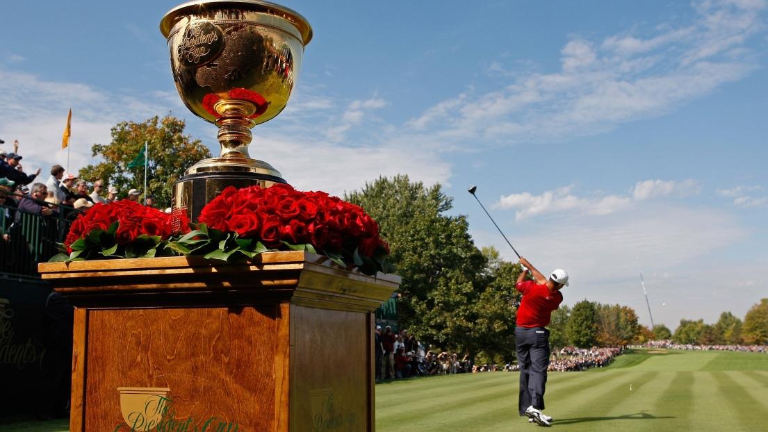PGA : La Coupe des Présidents de retour au club de golf Royal Montréal en  2024 | RDS.ca