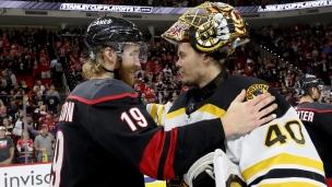 Bruins-Hurricanes : Reprise de la finale de l'Est