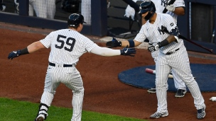 Braves 6 - Yankees 9