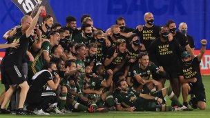 Les Timbers champions de la MLS