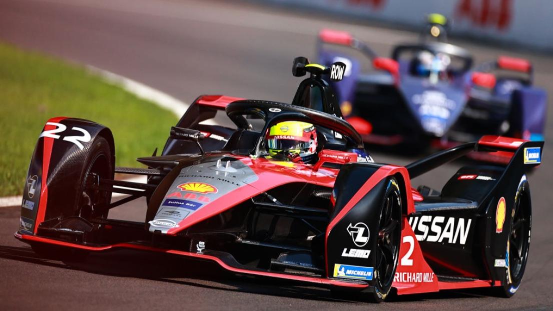 Formule E - Olivier Rowland remporte le 5e ePrix de Berlin