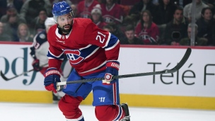 Nate Thompson toujours aussi efficace
