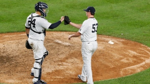 Braves 3 - Yankees 6