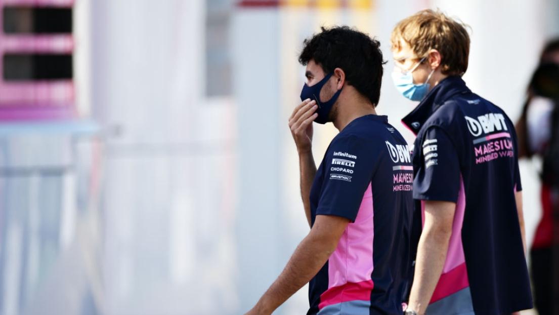 Formule 1 : Sergio Pérez fera son retour pour le Grand Prix d'Espagne