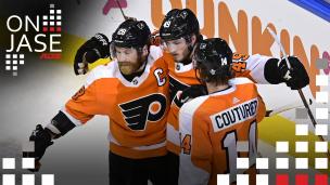 Les Flyers enlèvent le premier match