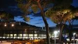 Le Court central du Foro Italico