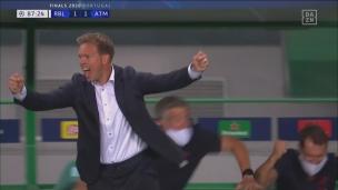 Leipzig 2 - Atlético Madrid 1