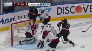 Stepan fait payer l'Avalanche