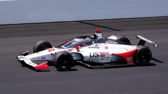 Andretti partira premier aux 500 Miles