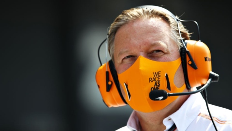 L'Américain derrière la renaissance de McLaren