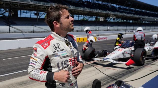 Marco Andretti résistera-t-il à la pression?